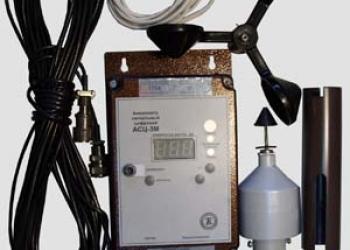 Анемометр цифровой сигнальный АСЦ-3М