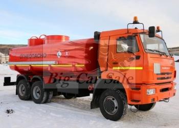 Автоцистерна АТЗ-17 на шасси КАМАЗ-65111