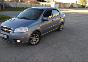 Chevrolet Aveo Продам машину Дешево и быстро
