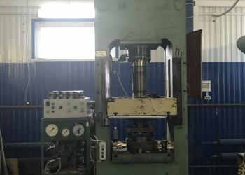 Ремонт кузнечно-прессового, прессового оборудования