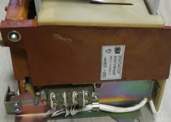 Контактор вакуумный КВТ2-1,14-5/630 220В(110В,380В)