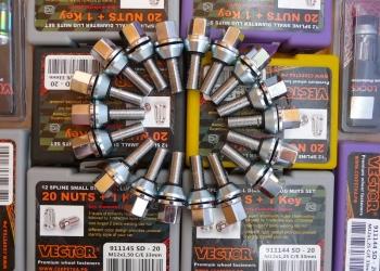 Болты колес 14-1,5 с подстроечным конусом