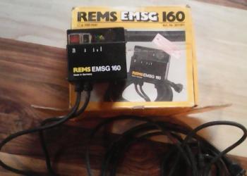 Аппарат для электромуфтовой сварки труб REMS EMSG