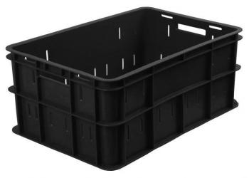 Ящик пластиковый 600х400х260 колбасный