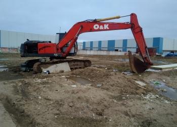 Экскаватор O&K RH6,5