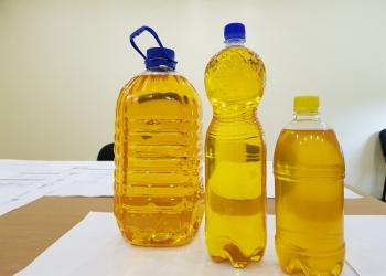 Растительное масло подсолнечное холодный отжим