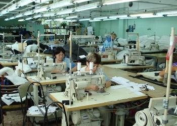 Швейная фабрика - продаётся!