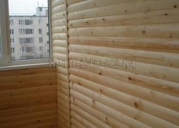 Утепление балкона, отделка лоджии