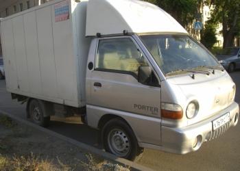 Hyundai Porter, 2011г