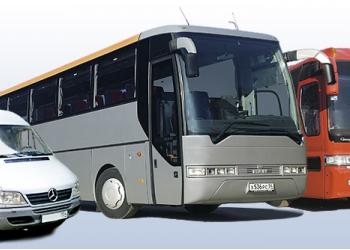 Аренда автобусов и микроавтобусов в Перми