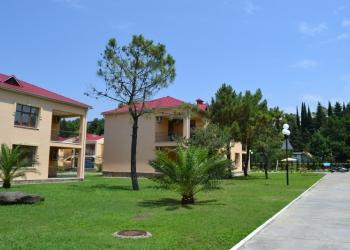 Апартаменты в закрытом коттеджном посёлке на берегу моря