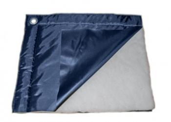 Пошив гаражных брезентовых штор