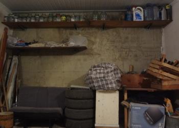 Производство стеллажей для гаража и погреба