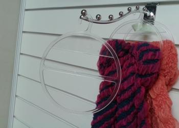 Вешалка для платков, шарфов, палантинов и бижутер