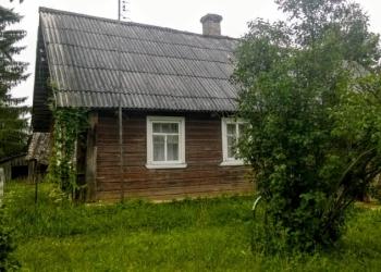 Дом в живописном месте рядом с озером, 47 соток земли