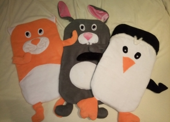 детские матрасики-игрушки