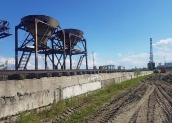 Нефтехранилещная база.