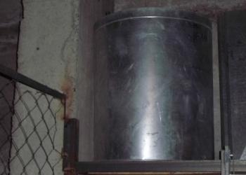 Продам Короб вентиляционный круглый 800мм*1000мм
