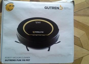 Робот пылесос Gutren 5 ful 110 pen