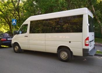 Продам микроавтобус мерседес