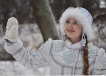 Дед мороз и Снегурочка на дом,в садик и школу