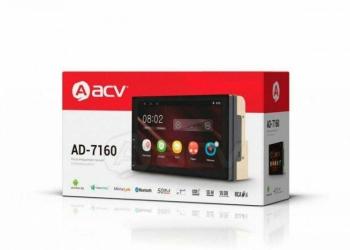 Android автомагнитола ACV ad-7160 с gps навигацией, wifi