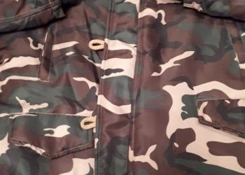 Куртка по типу Аляски Новая