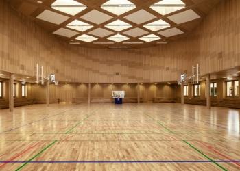Строительство и оснащение спортивных объектов