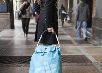 Новая сумка-тележка Gimi Galaxy