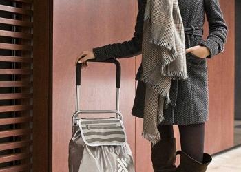 Новая сумка-тележка Gimi Flexi