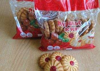 печенье Курабье от производителя