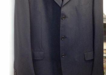 Мужской костюм брюки пиджак Ubertino Landi