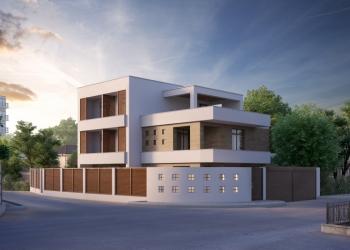Современный дом 351 м2
