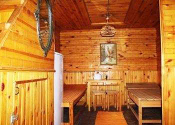 Дача с двухэтажной баней в ПОДАРОК при покупке участка
