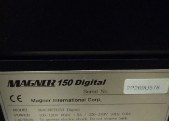 Счетчик-сортировщик банкнот Magner 150
