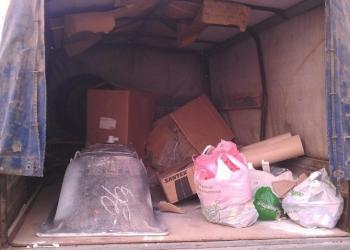 Вывоз хлама из квартир,гаражей....В Нижнем Новгороде