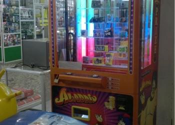 аппараты (автомат) алладин и тетрис