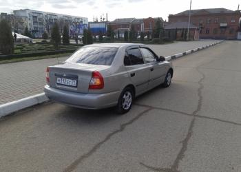 Hyundai Accent, 2008 год