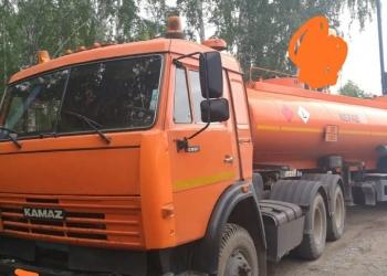 Продается прицеп-цистерна Нефаз-96742-03 и сед. тягач Камаз-54115-15