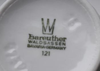 Сервиз кофейный Bareuther Waldsassen Bavaria-Germany 121