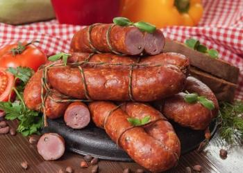 """Натуральные колбасы, мясные изделия """"АгроРусь"""""""