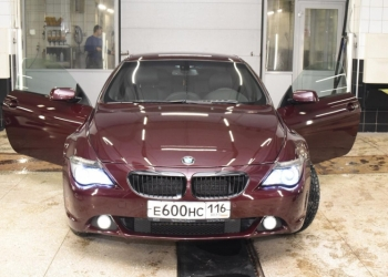 BMW 6er, 2007