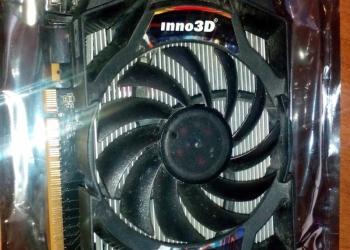 Видеокарта Inno3D GeForce GTX 650 Green