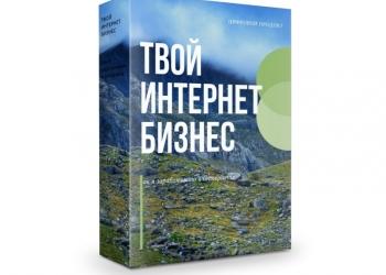 """Книга """" Твой Интернет бизнес"""""""