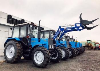 Новые тракторы Беларус МТЗ 82.1 в наличии с ПСМ