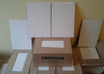 Плитка керамическая белая 20х30х7 для ванны и кухни