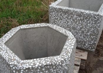 Поставки продажа вазонов и других изделий из бетона и камня