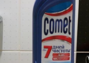 Чистящее средство comet