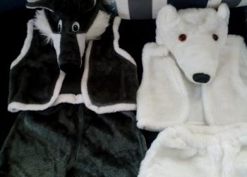 Продам детские новогодние костюмы для дошкольников или младшие классы