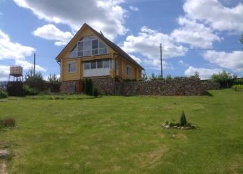 Уютный 2-этажный дом на берегу озера Селигер